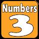 ナンバーズ3通信 Numbers3当選番号分析 - Androidアプリ