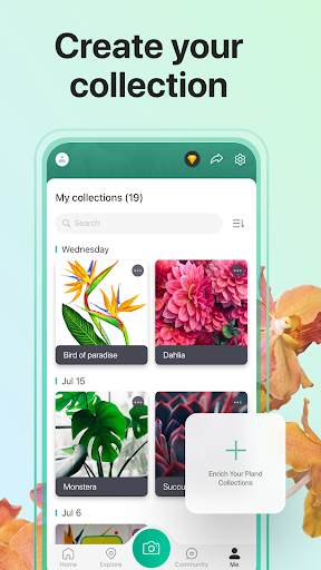 PictureThis: Identify Plant, Flower, Weed and More 2.6.3 Screenshots 6