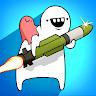 Missile Dude RPG: Offline tap tap missile icon