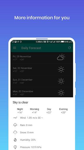 Weather Pro hack tool