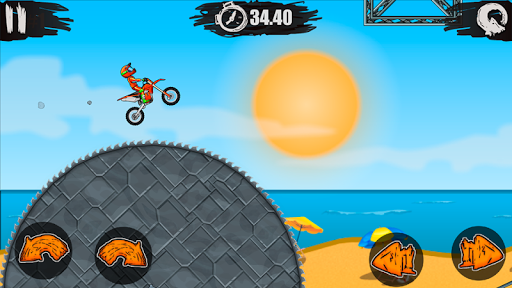 Moto X3M Bike Race Game modavailable screenshots 1