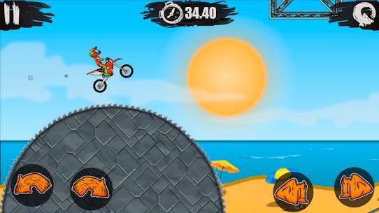 Moto X3M Bike Race Game APK MOD HACK (Dinero Ilimitado) 1