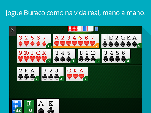 Buraco Justificado Mano a Mano 103.1.39 screenshots 16