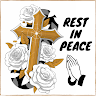 Rest In Peace Messages app apk icon