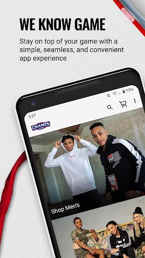 Champs Sports: Shop Kicks & Apparel screenshots 1