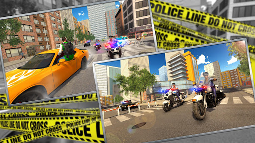 Police Moto Bike Chase Crime Shooting Games 2.0.14 screenshots 19