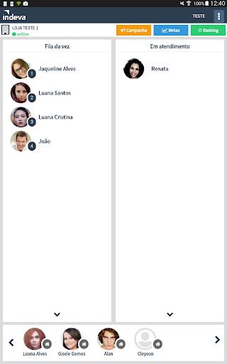 indeva - lista da vez screenshot 1