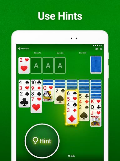 Solitaire u2013 Classic Klondike Card Game  screenshots 8