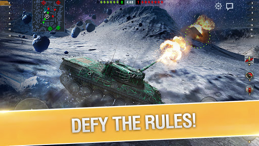 World of Tanks Blitz PVP MMO 3D tank game for free  screenshots 15