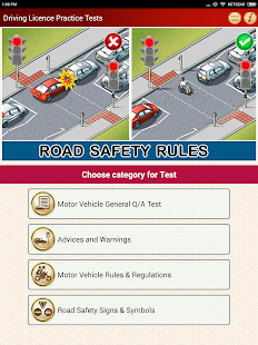 Driving Licence Practice Tests & Learner Questions