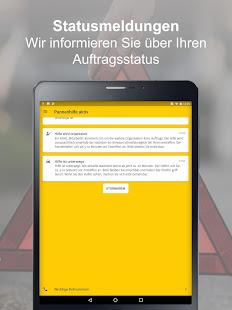 ADAC Pannenhilfe 2.7.2 Screenshots 11