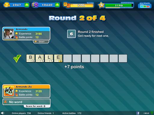 Word Battle 10.5.08 screenshots 7