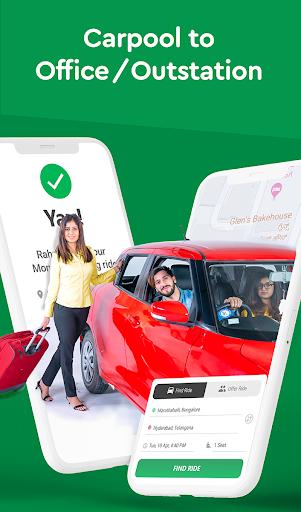 Quick Ride Carpool, Bikepool, Taxi, Bazaary & Jobs android2mod screenshots 2