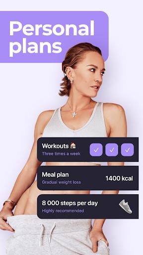 WELPS: Workout & exercises app for men and women apktram screenshots 1