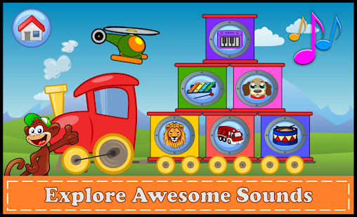 Preschool Learning: Fun Educational Games for Kids