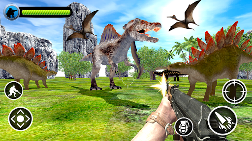 Dinosaur Hunter screenshots 14