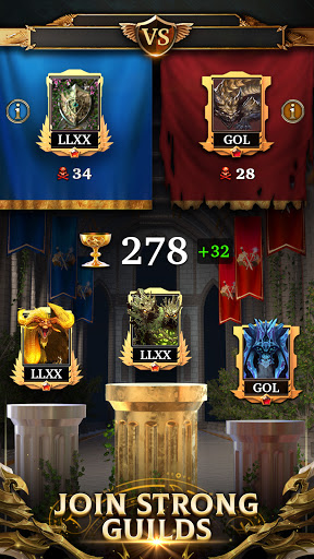 Legendary: Game of Heroes - Fantasy Puzzle RPG 3.8.1 screenshots 5