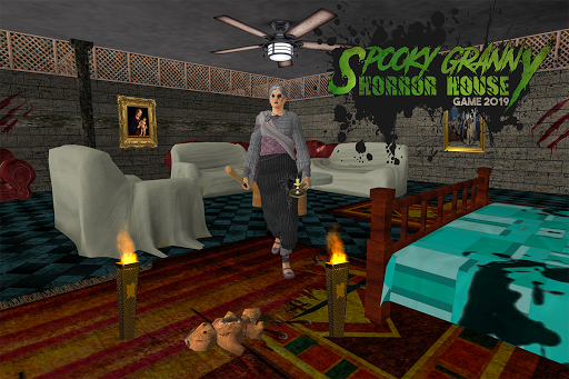 Spooky Granny House Escape Horror Game 2020 2.2 screenshots 14