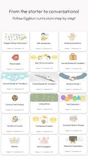 Eggbun Learn Korean Fun MOD APK 2