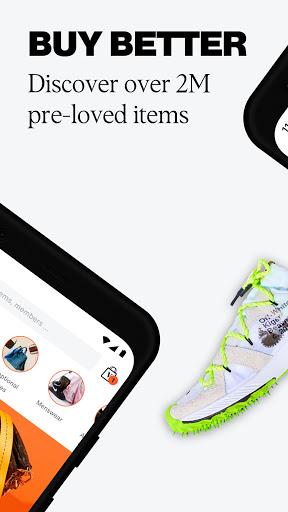 Vestiaire Collective: Preloved Fashion Marketplace apktram screenshots 2