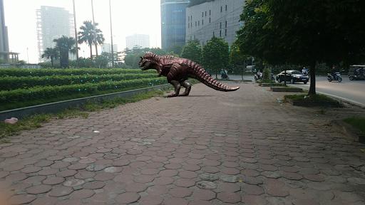 Dinosaur 3D AR - Augmented Reality android2mod screenshots 4