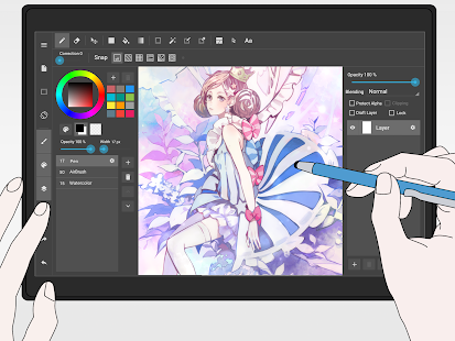 MediBang Paint - çizim Screenshot