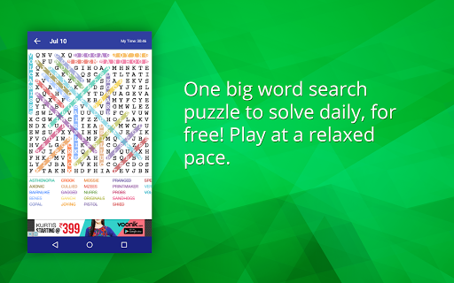 Word Search Advanced Puzzle apkmr screenshots 9