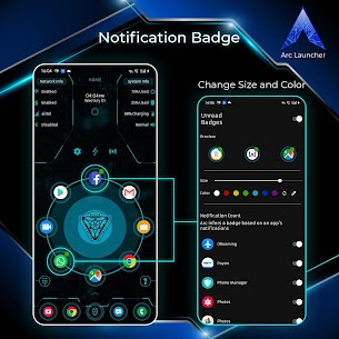 ARC Launcher Pro Apk 2021 3D Launcher (Premium Features Unlocked) 6