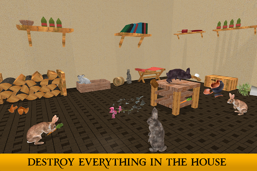 Ultimate Rabbit Simulator  screenshots 2