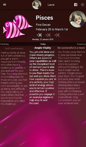 Women Horoscope modavailable screenshots 9