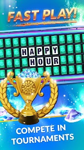 Wheel of Fortune Mod Apk: Free Play (Board is Auto Clear) 3