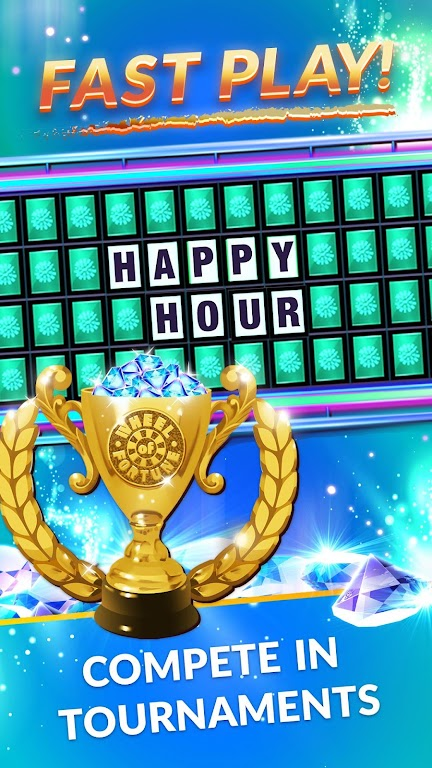 Wheel of Fortune: Free Play poster 2