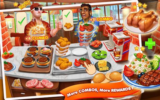 Restaurant Fever: Chef Cooking Games Craze 4.29 screenshots 15