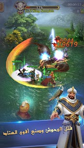 Desert Conquests Mod Apk-  Arab Legend (Unlimited Money) 5