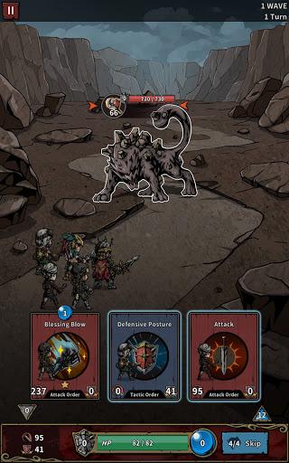 Titan Slayer: Roguelike Strategy Card Game 1.1.1 screenshots 23
