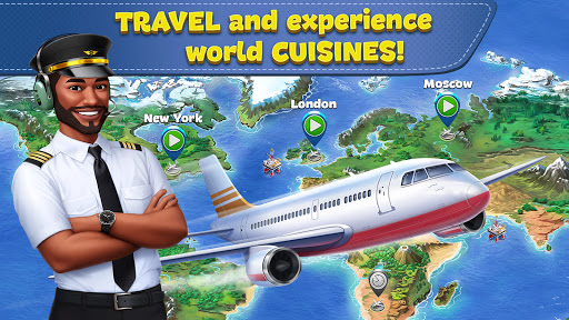 Airplane Chefs - Cooking Game  screenshots 2