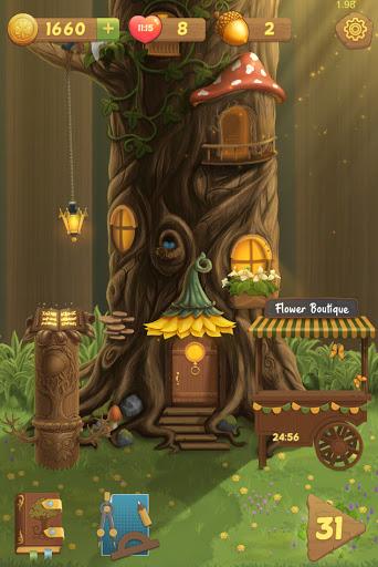 Flower Book: Match-3 Puzzle Game 1.149 screenshots 3