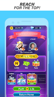 Who Wants to Be a Millionaire? Trivia & Quiz Game Screenshot
