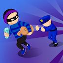 Inseguimento di poliziotti