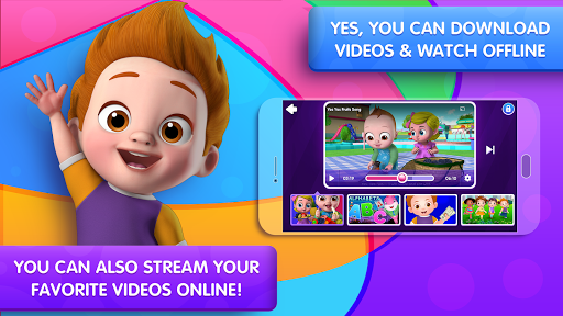 ChuChu TV Nursery Rhymes Videos Pro - Learning App apktram screenshots 18