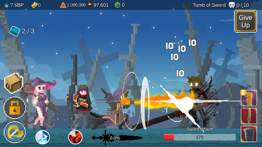 Ego Sword: Idle Sword Clicker 1.39 screenshots 8