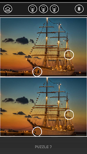 Find the differences  screenshots 5