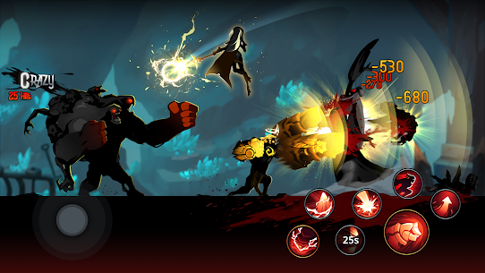 Shadow Knight: RPG Legends 1.1.549 MOD APK [HIGH ATTACK] 2