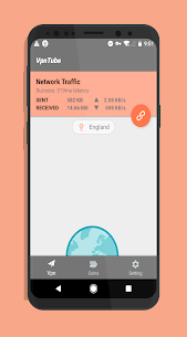 VpnTube – Unlimited Free VPN Proxy for Android 1.3.2 APK with Mod + Data 2