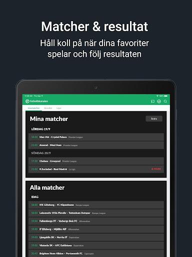 Fotbollskanalen 1.13.6 screenshots 13