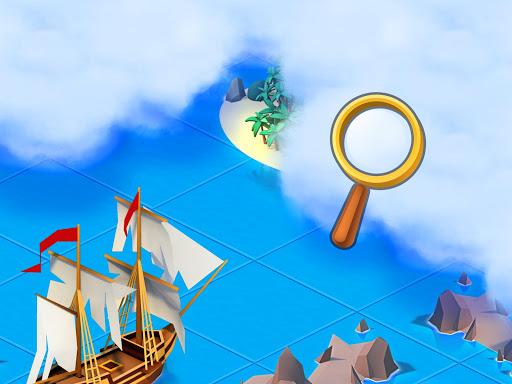 Sea Port: Cargo Ship & Town Build Tycoon Strategy 1.0.149 screenshots 4