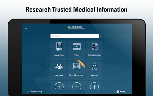 Merck Manual Professional  Screenshots 6