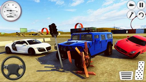 Ultimate City Car Crash 2019: Driving Simulator  screenshots 3