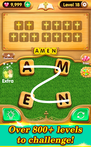 Bible Word Puzzle - Free Bible Word Games 2.11.29 screenshots 10