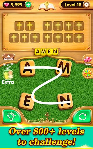 Bible Word Puzzle - Free Bible Word Games  screenshots 10